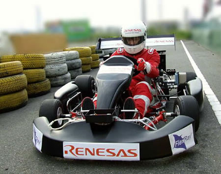 0592 Renesas Technology Car Evolution Based on the Futuristic FlexRay Automotive Network