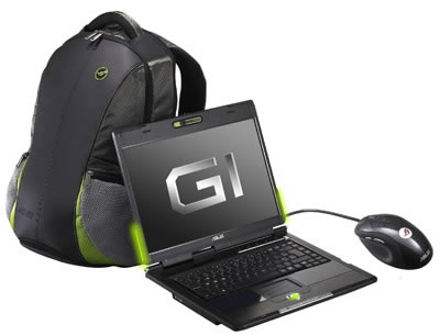assusg1 ASUS Unveils  Latest Game Notebooks G1 and G2