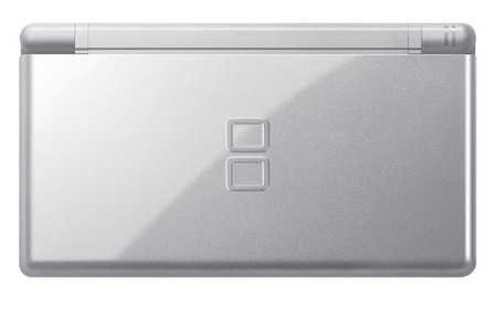 dslite06 thumb Nintendo DS Lite now in Metallic Rose and Glossy Silver color