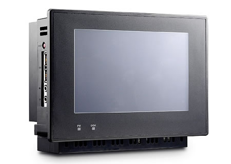 NuPPC 0701T bimg 3 Adlink NuPPC 0701T Fan less Touch Screen Embedded Panel PC