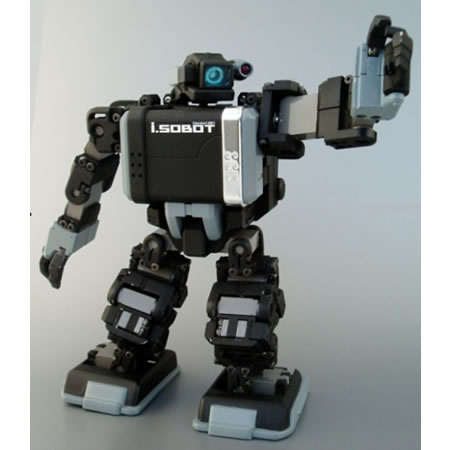 Omnibot2007B Tomy i Sobot worlds smallest humanoid robot to cost $250