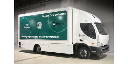 smith newton Smith launches worlds largest electric truck Smith Newton in USA