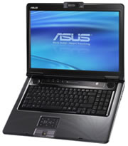 AsusM70 Asus M70 notebook ready to receive HD in all its full glory