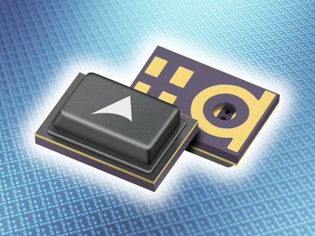 MEMS microphones thumb 450x337 TDK launches Worlds smallest MEMS microphones with a digital interface