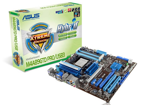 asus mother board Asus M4A89GTD PRO Series motherboard with Exclusive Technology to Unlock Latent AMD CPU Cores