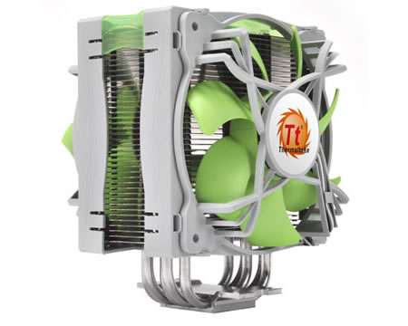 thermaltake Thermaltake  Jing CPU cooler for silent operation with maximum cooling efficiency