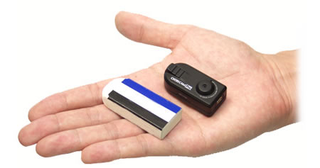 chobicam pro eraser size JTT launches worlds smallest metal toy camera with HD video support