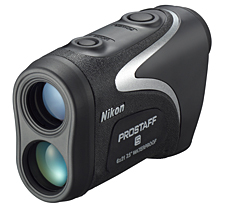 nikon prostaff laser rangefinder Nikon launches new Laser Rangefinder PROSTAFF 5