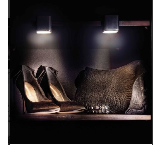 Osram LED Osram turns award winning LED products into lifestyle accessories with Cuby and Raystar