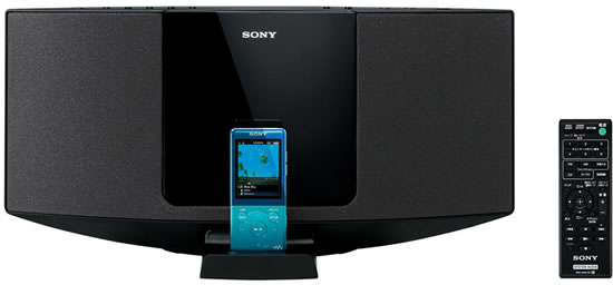 sony cmt V101 Sony CMT V10 CD / Dock speaker for Walkman supports direct recording