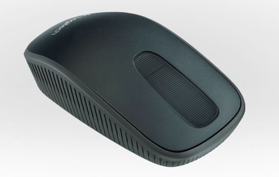 ligitech T400 mouse Logitech announces a new lineup of products designed for easy and intuitive navigation of Windows 8