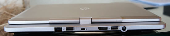 HP EliteBook Revolve addon HP unveils ultra thin, full performance EliteBook Revolve  a touch enabled notebook  that transforms into a tablet