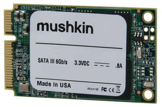 mushkin ssd Mushkin announces worlds largest capacity mSATA Solid State Drive Atlas 480GB mSATA  
