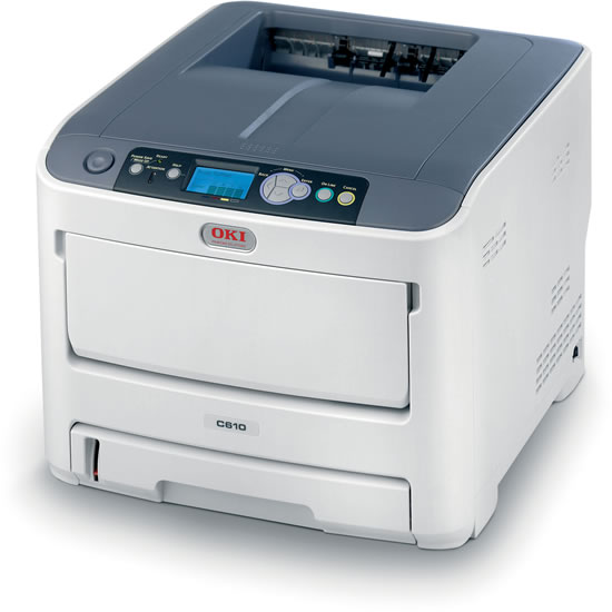 okiC610 OKI launches DICOM embedded LED Printer Range in Europe