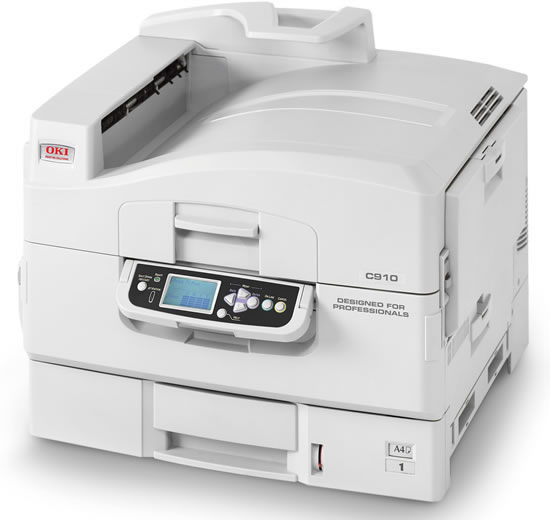 oki c910 printer OKI launches DICOM embedded LED Printer Range in Europe