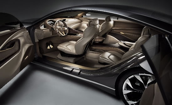 Hyundai HCD 14 Genesis Concept1 Hyundai Motors premium concept HCD 14 Genesis makes its world debut at the 2013 NAIAS