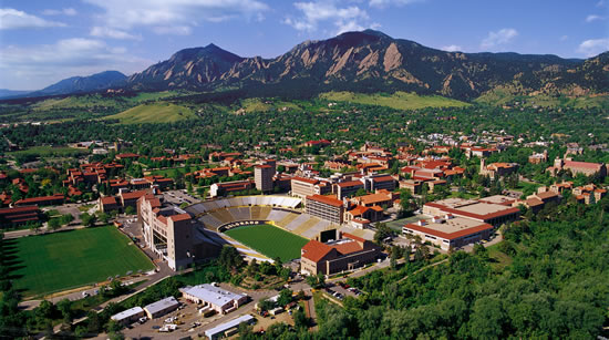 universityof colorado Boulder Panasonic Completes 500 kW Solar Project at the University of Colorado Boulder