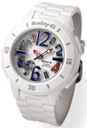 BabyG Casio announces shock resistant Baby G watches for women with Neon Illuminator