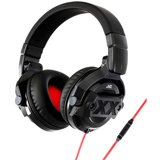 JVC HA MR 77X headphones JVC launches five new XX by JVC headphones