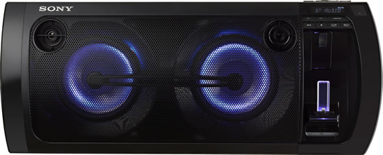 Sony RDH GTK37iP BT Audio Sony RDH GTK37iP portable sound system is a mega boombox party on the go