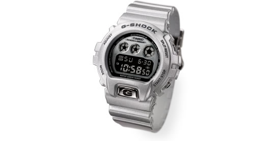 casio Gshock limited edition Casio launches limited edition G SHOCK watch  DW 6900BS 8DR