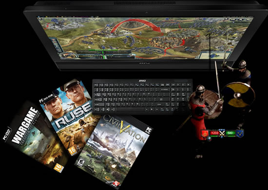 msi aio gaming MSI unveils worlds first 27 inch Gaming All in One PC  AG2712
