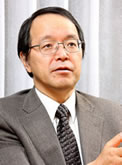 Masatoshi Ishikawa Japanese researchers unveils a system that projects a keyboard or smartphone display on a persons palm